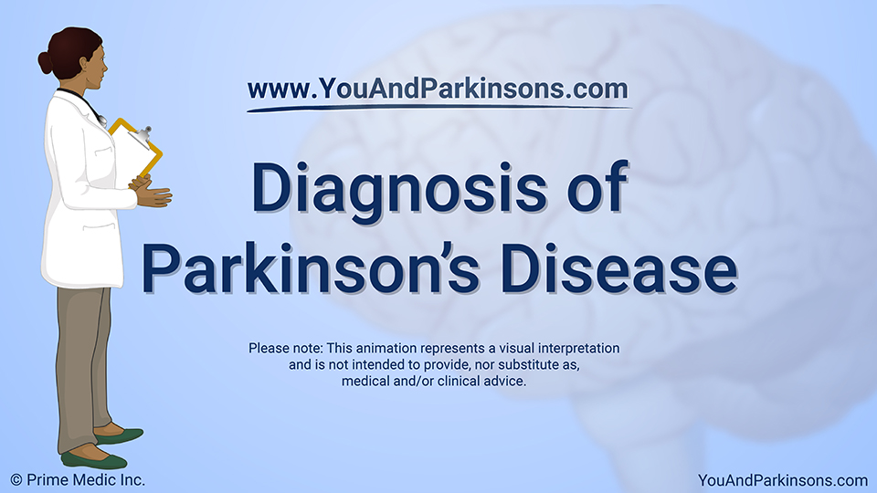 What tests are used to differentiate Parkinson's disease
